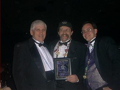 2002 - Krewe of Centaur Mardi Gras Grand Bal