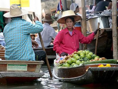 2006 Damnoen Saduak Floating Market