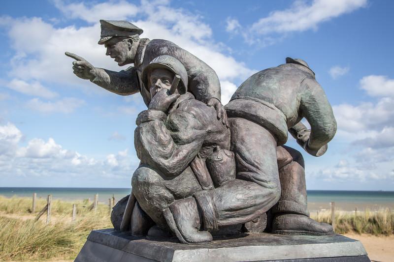 Utah Beach - Naval Memorial