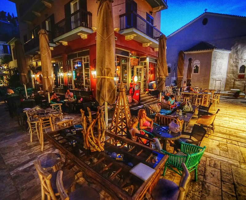 Nafplio restaurant