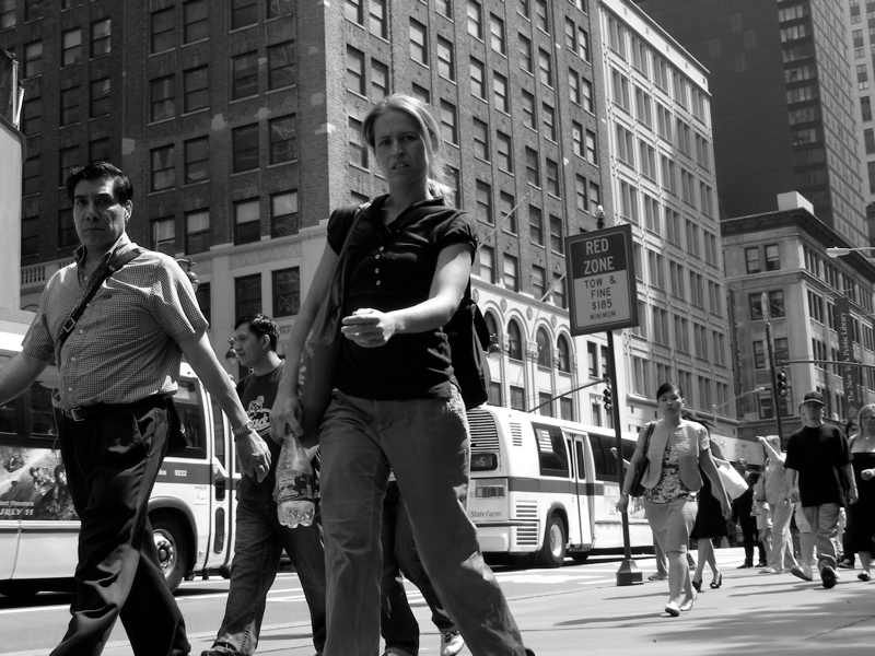 New York City, NY – 2008