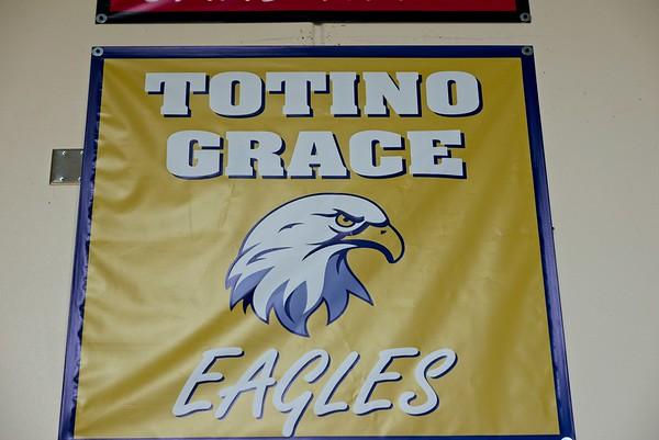 Varsity vs. Totino Grace