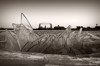 Ice and Bridge