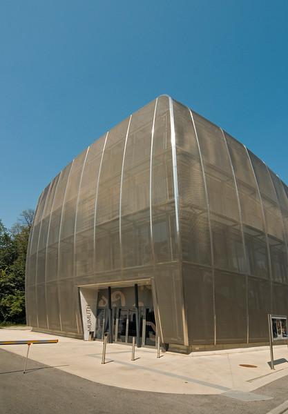 MUMUTH Buidling of Art University Graz, Austria