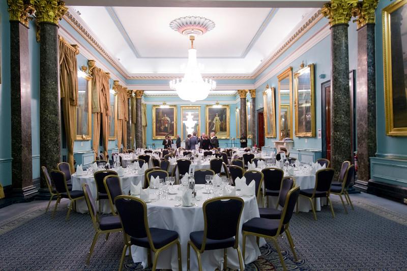 TTG - Hyatt Function @ The Institute of Directors, 7th November 2012