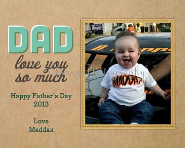 Maddax 6-8-13