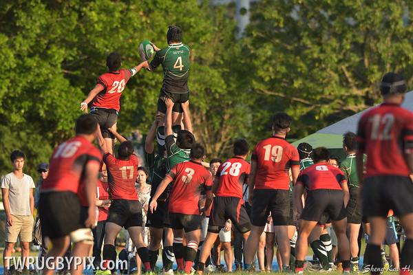 2018年照片集錦(Rugby Pics in 2018)