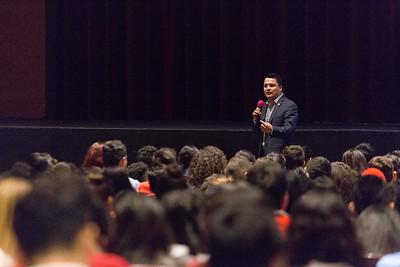 Socorro High School USHLI Speaker Series
