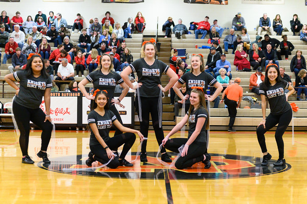NDHS Dance Team - Half Time Show