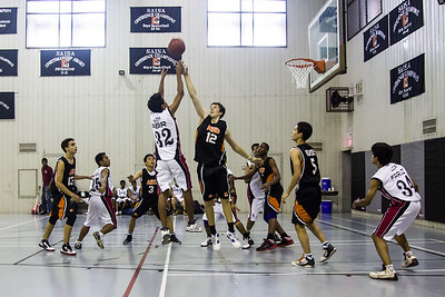 AISD - 2013 DISA Basketball Tournament