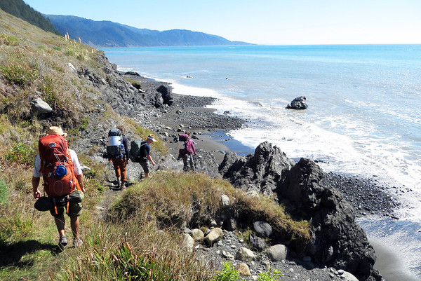 Lost Coast: Oct 3-6, 2013