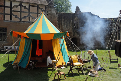 Kenilworth Castle goes Medieval