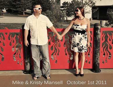 Kristy & Mike Reception Album