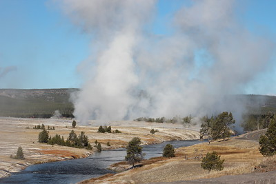 Yellowstone and Little Big Horn trip