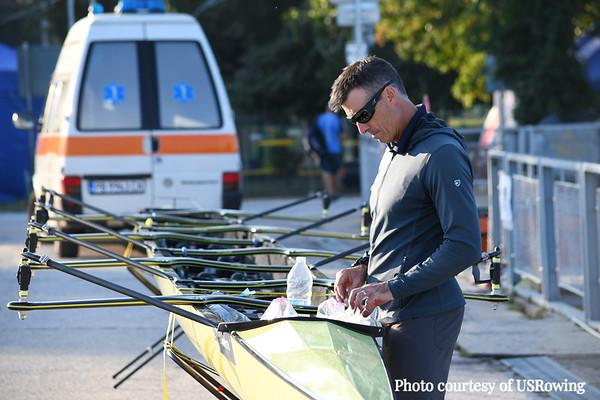 2018 World Rowing Championships