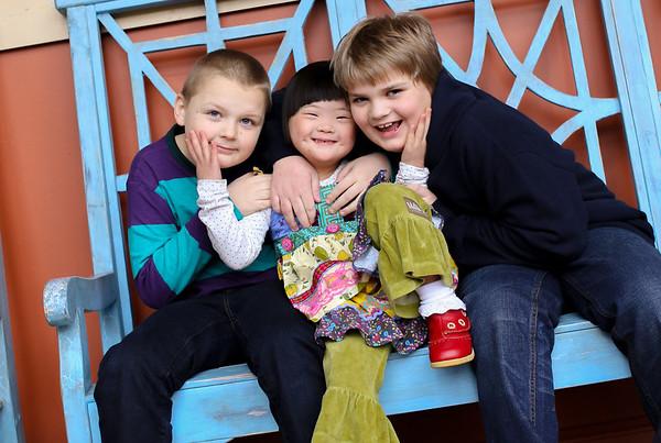 Gilbert Family Photos 2013