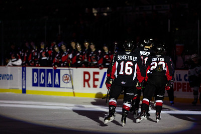 Vs Kelowna Rockets - Oct 23
