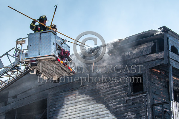 Lowell MA - 2 alarms at Smith & Liberty