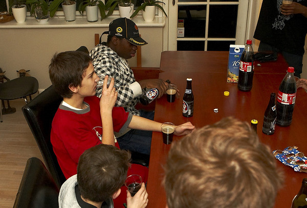 >Marc Birthday Party 13 Years
