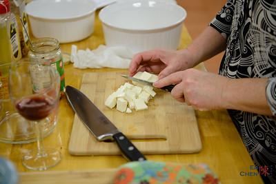 Making Mozzarella