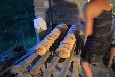Poss Bread Making Italy 2015