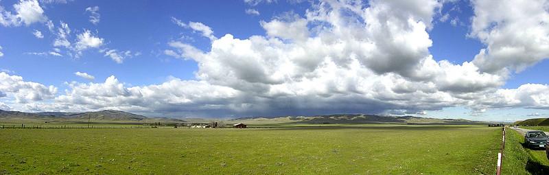 Panoche Valley, Califonrnia