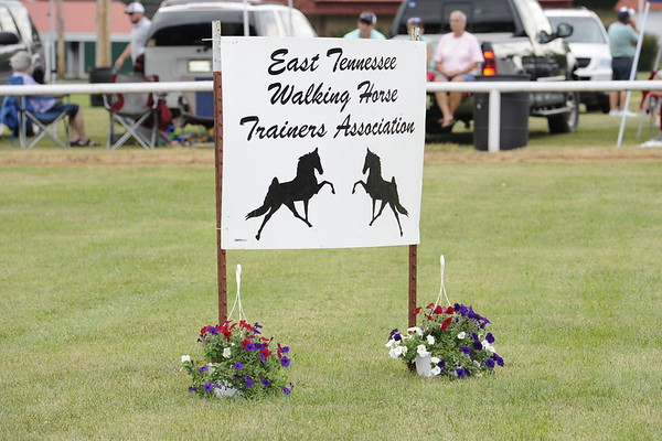 2018 EAST TN  TRAINER'S SHOW---NEWPORT, TN