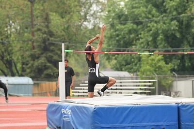 2009-05-06 Warrior-Elk Challenge Boys High Jump