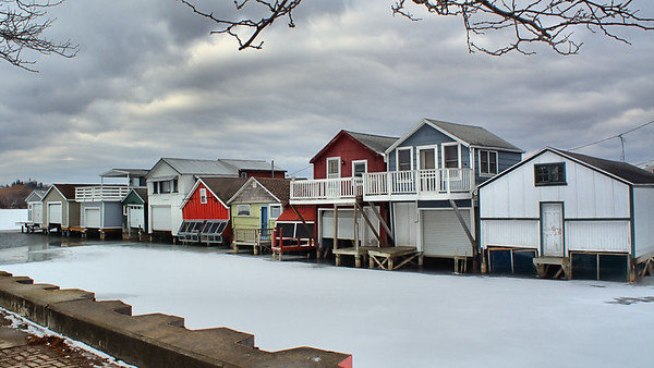 Canandaigua - Winter