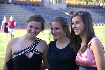 2010 Oakwood Girls Varsity Soccer does Homecoming!