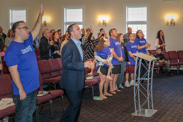 Glad Tidings Baptism 11-12-17