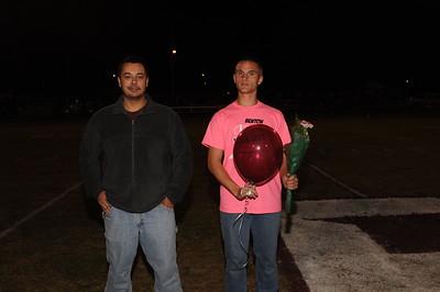Benton Senior Night & Pink Out Exchange