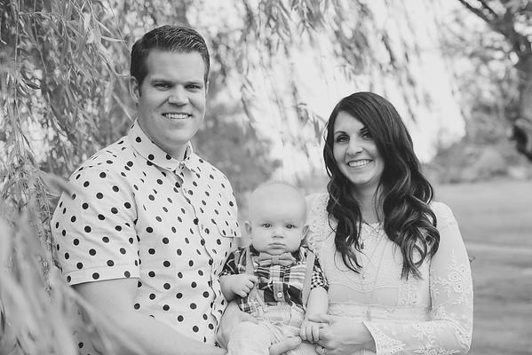 Robinson Family 2015