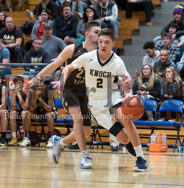 Knoch vs Highland Basketball