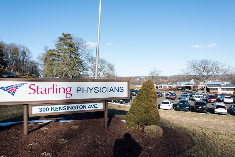 02/26/19  Wesley Bunnell | Staff  Starling Physicians located at 300 Kensington Ave in New Britain.