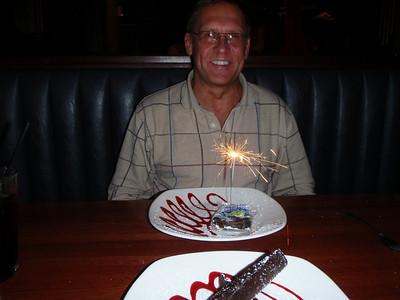 Dennis' 60th Birthday - 2008