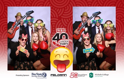 WBJ 20th Annual 40 Under Forty Awards
