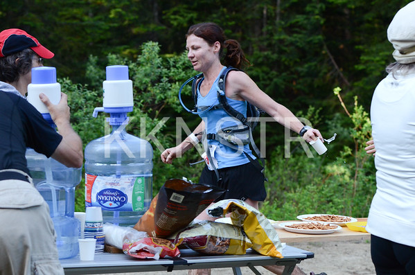 July 14, 2012 - Hollyburn Lodge Aid Station
