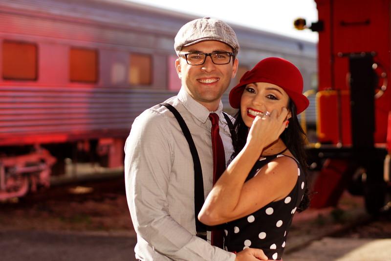 Leticia & Eric