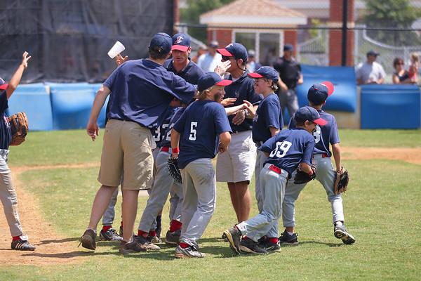 Roanoke Express Baseball - 8-13-2011
