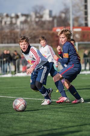 European GEMS Cup 2013 Day 1 (U12)