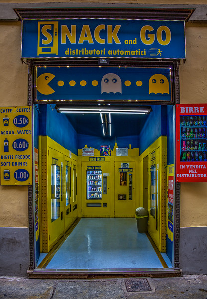 Turin automat