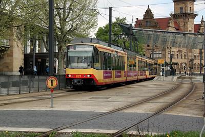 Trams & Tram Trains