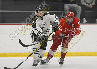 Mansfield - North Attleboro Boys Hockey 1-11-20