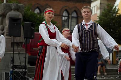 5.8. Tanska 6 Folkloreshow in Vejle