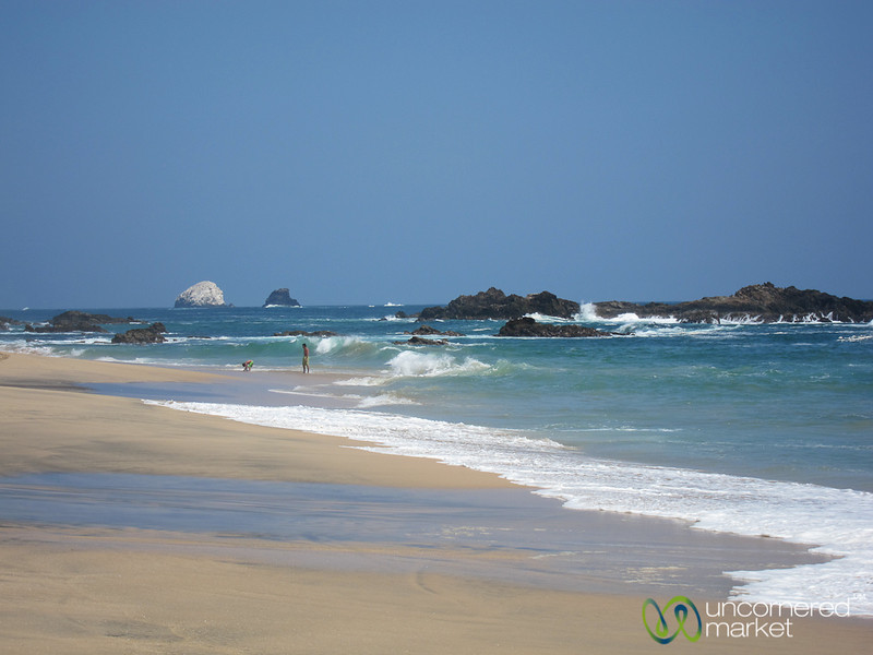 Mazunte Beach - Pacific Coast, Mexico