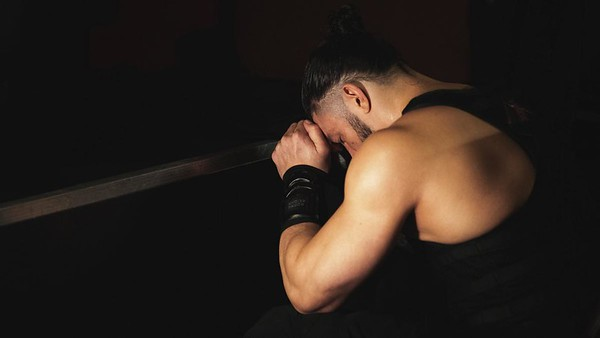 Roman Reigns - Behind the Scenes at the Royal Rumble