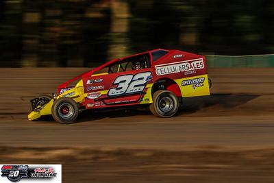 Albany-Saratoga Speedway - 10/6/20 - Collin Wyant