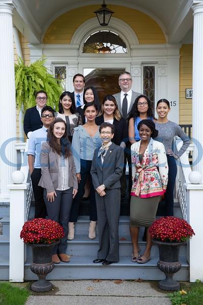 JFEW Scholars Group Photo