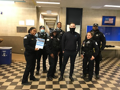 CPMF & AT&T Feed the Police